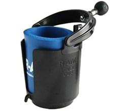 Drink Cup Holder ram mount drink cup holder with 1inch ball ram b 132bu