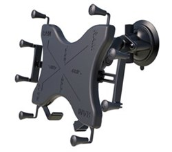 Microsoft ram mounts twist lock suction cup mount