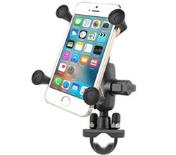Cycles ram mounts x grip phone mount