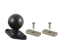 Accessibility ram mounts universal wheelchair ball base