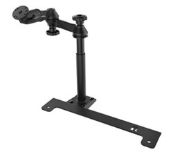 Floor Mount Tablet ram mounts ram no drill mount