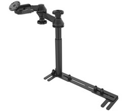 Floor Mount Tablet ram mounts ram no drill universal vehicle floor mount
